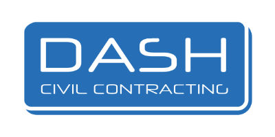 Peel Archers - Sponsor Logo Dash Civil Contracting